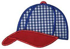 See It All :: Baseball Cap Applique