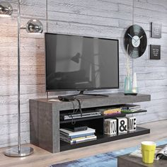 Tv Sideboard in Beton Optik