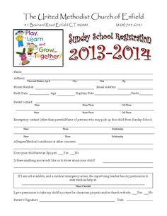 dance school registration form template free.html