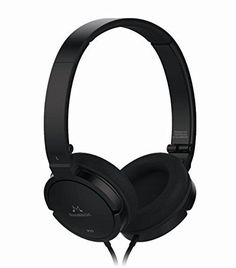 Introducing SoundMAGIC P21 Foldable OnEar Headphones  Black. Great Product and follow us to get more updates!