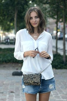 Polienne, a personal style blog by Paulien Riemis - WHITE SHIRT AND DENIM GOODNESS