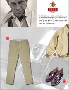 King of Cool ... Steve McQueen was undoubtedly the most fashion on screen and off screen actor to live. Even today we find cool inspirations from the man's unique simplistic style. More Arrivals from Baracuta, and Bass Weejun's Loafers. ...