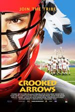 Another film-this one is the first main stream Lacrosse movie made in the USA. Definitely a feels good movie about the underdog winning. Cool Special Feature about the history of Lacrosse, lots of interviews with Onondaga people.