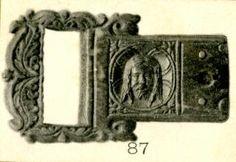 Belt buckle (Front)
