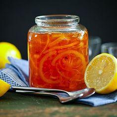 Лимонное варенье в мультиварке