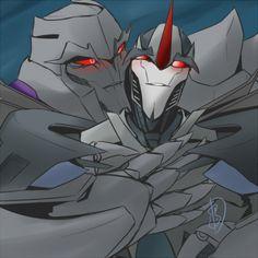 Megatron/Starscream, will always be my one true ship!!