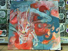 GCSE Art Exam Piece 2012 by ~galinasupernova