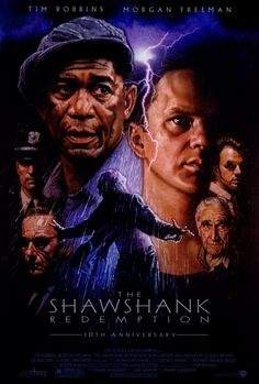 The Shaw Shank Redemption, awesome performances & great story. I always liked the idea of making your own chess pieces.
