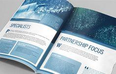Paramount Recruitment - Brochure Design