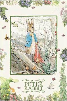 Beatrix Potter | Peter Rabbit | Le cottage de Gwladys