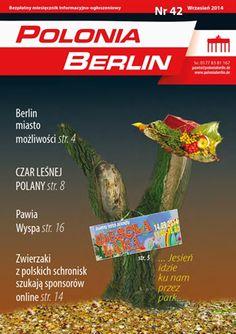 Gazeta poloniaberlin.de - 42 - Wrzesień 2014 - http://gazeta.poloniaberlin.de