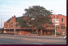 joe muer's restaurant was once a symbol of wealth and influence in detroit.... it was demolished in 2002