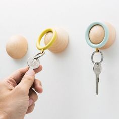 キーホルダー | Wakka magnetic key holders