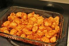 Baked sweet & sour chicken