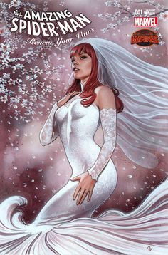 Amazing Spider-Man: Renew You Vows #1 Limited Edition variant cover by Adi Granov