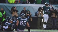 Philadelphia Eagles wide receiver Alshon Jeffery cashes in against Bears...  Wide Receiver 93213cb8c1089