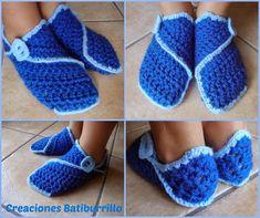 ¿Quieres unas pantuflas muy cómodas? Pues atento a este tutorial para hacer unas de punto muy originales. ¡No te pierdas cada detalle!