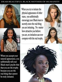 Oh WOW! This is good! Psyche training the black mans mind by our lead and acceptance of self self love