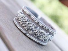 Sami bracelet sami made in sweden saami by ACDesignJewellery