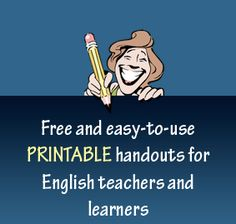 VOCABULARY QUIZZES  ESL Topics quizzes for intermediate-level learners can be used either as fun self-assessment activities or as formal evaluation tools – you choose. Easy to find, download, and use in class.