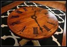 I also love clocks!