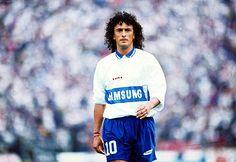 Nestor Raul Gorosito, UC. Boss, Soccer, Fitness, Portrait, Bicycle Kick, Champs, Legends, Sports, Crusaders