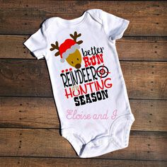 christmas baby boy outfit reindeer baby girl by EloiseAndI on Etsy, christmas baby outfit, christmas baby girl, christmas baby shower gift, christmas baby boy, christmas shirts, christmas bodysuit, holiday baby clothes, holiday baby shower gift, holiday shirts, holiday bodysuit, my first christmas
