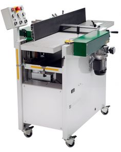 Logosol's multi-planer is a jointer, a planer and a moulder in one and the same machine. Furthermore, you can use it as a vertical milling machine equipped with a feeder unit. Unleash your creativity – the possibilities are endless!