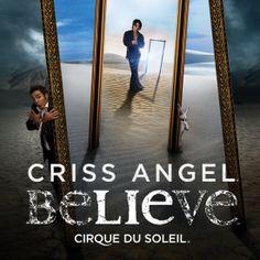 Criss Angel Believe | Las Vegas Show at Luxor | Cirque du Soleil | Showing at The Luxor