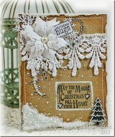Christmas Sentiments - Kathy