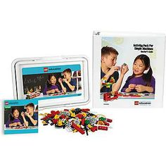 LEGO Education | Products > Homeschool > Simple Machines > Homeschool Simple Machines Pack with Printed Teacher's Guide