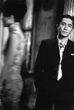 In the Mood for Love - Wong Kar Wai   With Maggie Cheung and Tony Leung Chiu Wai
