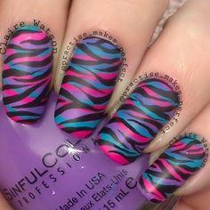 Zebra Stripes - Trends