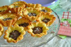 La cucina di zia Ale: Tartellette al cocco con nutella