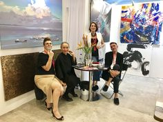 Affordable Art Fair Autumn Edition 2017 enthusiastic team . Visit our website, www.exquisite-art.com to see the art pieces that we have. . #art #pic #oil #draw #storyoftheday #asia #store #online #artist #gallery #artwork #picture #handmade #painting #original #modernart #paintwork #singapore #onlineshop #artgallery #onlinestore #exquisiteart #singaporeart #canvasartwork #arthappy #aafsg #artforall #affordableartfair #oiloncanvas #exhibition