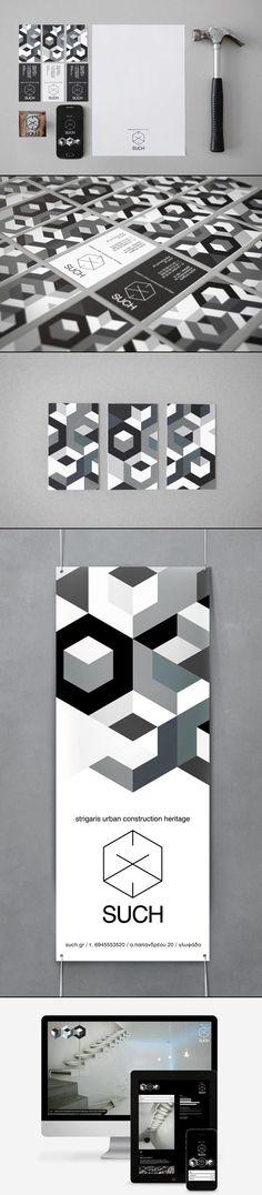 Unique Brand Identity Design on the Internet, SUCH #branding #brandidentity #identitydesign
