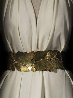 """Robe """"Jules César"""", Madeleine Vionnet, 1936"""
