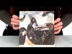 Quick Art - Gel Medium Transfer - All Gel Medium Transfer, Photos Onto Canvas, Old Book Art, Photo Transfer, Assemblage Art, Gravure, Photo Canvas, Large Art, Art Techniques