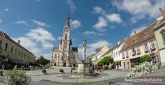 Jézus szíve templom Kőszeg #kőszeg #koszeg #templom #jézusszive #főtér