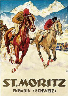 St. Moritz... ...réépinglé par Maurie Daboux ✺❃✿ ღ