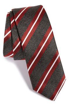 BOSS BOSS Stripe Silk Tie available at #Nordstrom