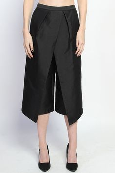Image result for wide leg cropped pant