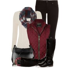 Untitled #2239 by sherri-leger on Polyvore featuring Therapy, Genetic Denim, Kara, Brooks Brothers and New Look