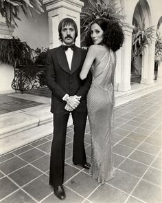 "Sonny and Cher, I love them more so Cher but I loved their tv show and my fav song is ""I got you babe"" but everything Cher has written I love. I love her stage presence and all of her amazing costumes and wigs."