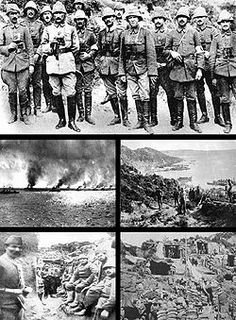 World War 1 - Gallipoli Campaign