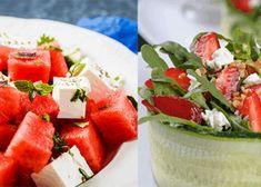 7 vinagretas para acompañar tus ensaladas de lechuga - Adelgazar en casa Healthy Salads, Caprese Salad, Vinaigrette, Health Fitness, Cooking Recipes, Squash Salad, Garlic, Kitchens, Healthy Recipes