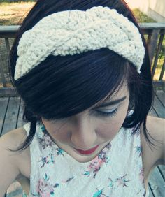 #cute #crochet #headband