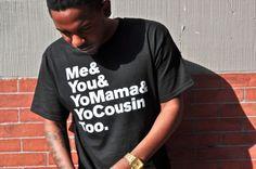 Kendrick Lamar Rollin down the strip on vogues Comin up slammin Cadillac doorz outkast New Hip Hop Beats Uploaded http://www.kidDyno.com