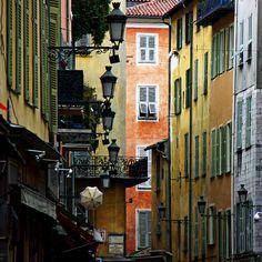 Vieux Nice ...