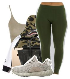 """""""Untitled #959"""" by shilohluvsu ❤ liked on Polyvore featuring Topshop and adidas Originals"""